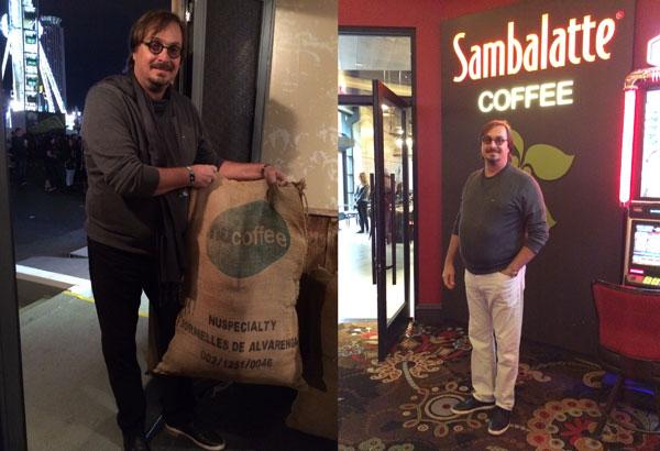 Sambalatte roastery Store and Nucoffee Micro Lot